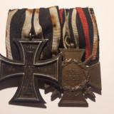 Crucea de fier bareta ww1