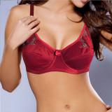 Lenjerie Lady Lust Sexy Black Dantela Sutien Bralet Bralette Floral Push Up