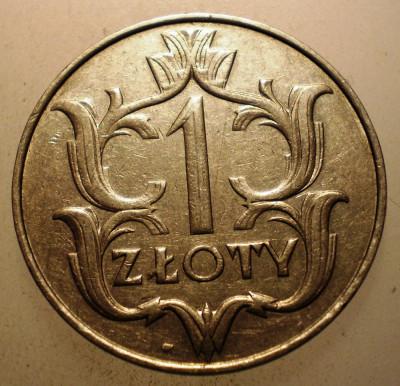 2.804 POLONIA 1 ZLOT 1929 foto