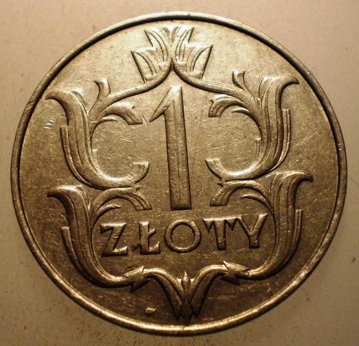 2.804 POLONIA 1 ZLOT 1929 foto mare