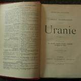 Uranie de Camille Flammarion Ed. Ernest Flammarion 1922 - Carte de colectie