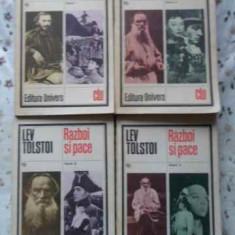 Razboi Si Pace Vol.1-4 - Lev Tolstoi, 405168 - Roman