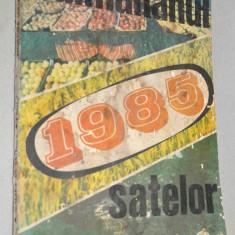 Almanahul Satelor - 1985