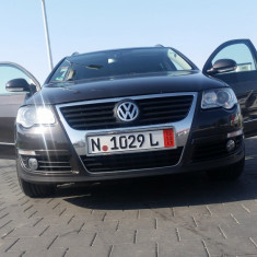 VW PASSAT KOMBY, 2008, 2.0 TDI, 170CP - SUPERB!!!, Motorina/Diesel, 212000 km, 2000 cmc