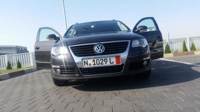 VW PASSAT KOMBY, 2008, 2.0 TDI, 170CP - SUPERB!!! foto