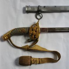 SABIE MILITARA DE PARADA PENTRU OFIȚERI GERMANA ( PRUSIA ) - INFANTERIE - 1888