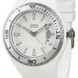 Guess W95143G3 ceas barbati nou 100% original. Livrare rapida. Garantie. - Ceas barbatesc Guess, Elegant, Quartz, Inox, Cauciuc, Data