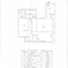 Apartament 2 camere Bucuresti zona Titam - Apartament de inchiriat, 68 mp, Numar camere: 2, An constructie: 2008, Etajul 5