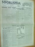 Socialismul 4 iulie 1926 Averescu chelneri Colentina Banat Bucovina