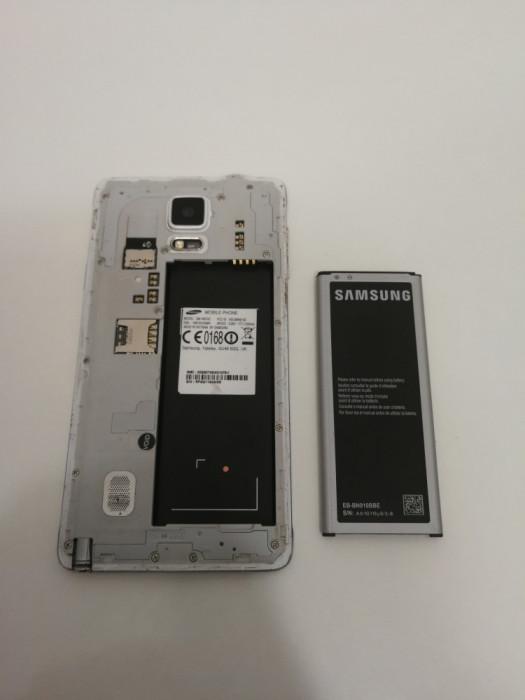 Galaxy note4 foto mare