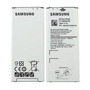 Acumulator Samsung Galaxy A3 2016  A310F cod EB-BA310ABE original nou foto mare