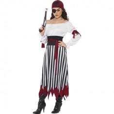 Costumatie Pirat Lady M - Carnaval24