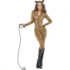 Costum Leopard XS - Carnaval24 - Costum carnaval