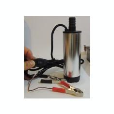 Pompa Electrica Submersibila 12v Motorina Benzina Ulei Lichide Apa Alcool Vin, Universal