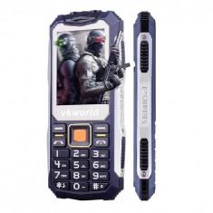 Telefon rezistent, antisoc IP65, VKWorld Stone, StandBy 30 zile, Dual sim - Telefon mobil Dual SIM, Verde, 1GB, Neblocat, Single core
