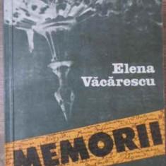 Memorii - Elena Vacarescu, 405251 - Biografie