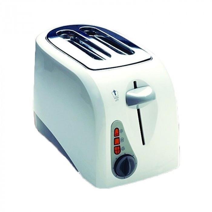 Toaster Zephyr, 2 felii, 800 W, 7 trepte, Z 1440 P foto mare