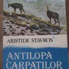 Antilopa Carpatilor - Aristide Stavros, 405353 - Carti Agronomie