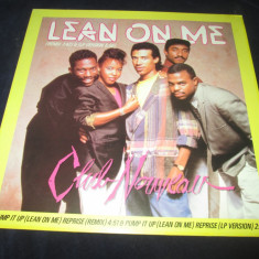 "Club Noveau - Lean On Me ) vinyl, 12"" _ Warner (Europa) - Muzica Pop warner, VINIL"