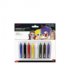 Creioane Machiaj 8 culori - Carnaval24