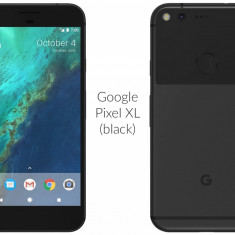 GOOGLE PIXEL XL 32GB Black, Negru, Neblocat, Quad core, 4 GB
