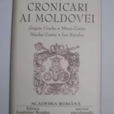 MARII CRONICARI AI MOLDOVEI editie de lux velina