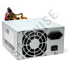 Sursa MS-TECH MS-N420-SYS 420W, 20+4MB, 4CPU, 4 x SATA, 3 x MOLEX, 1 x 6PCIe, 1 VENT.80mm, PFC - Sursa PC, 430 Watt