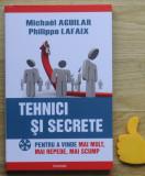Tehnici si secrete pentru a vinde mai mult mai repede mai scump Michael Aguilar