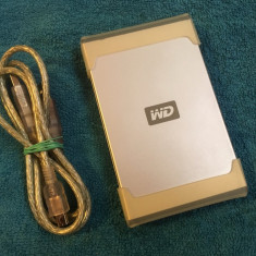 Rack HDD extern Western Digital MiniUSB ( SATA 2.5 )