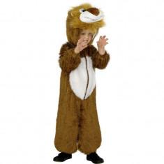 Costum Leu cu gluga copii 4-6 ani - Carnaval24