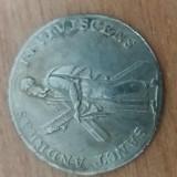 Moneda argint, 12 mariengroschen 1702, Europa