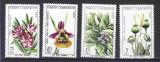 TURCIA 1979, Flora, serie neuzata, MNH, Nestampilat