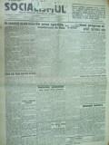 Socialismul 22 august 1926 Braila Letea Goga antisemit Tulcea Olanesti Tagore