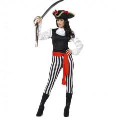 Costum Pirat Dama S - Carnaval24