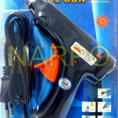 Pistol de lipit cu silicon la cald 3K-506 20W 110V-220V 7MM