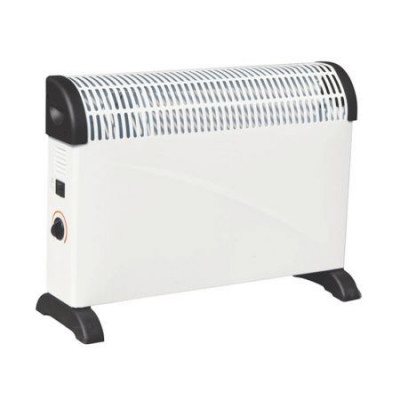 Convector electric, 2000 W, 3 trepte incalzire, Hausberg foto
