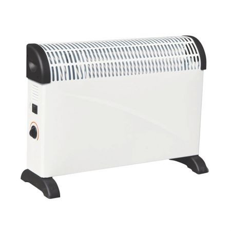 Convector electric, 2000 W, 3 trepte incalzire, Hausberg foto mare