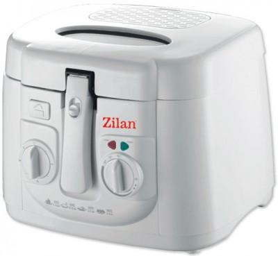 Friteuza Electrica ZILAN ZLN0476,putere 1800W,capacitate ulei 2.5L,cuva teflonata pentru evitarea lipirii alimentelor foto