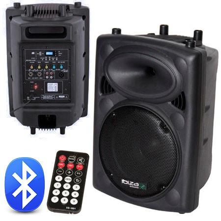 BOXA PROFESIONALA ACTIVA 10 inch 25CM USB / MP3 / TELECOMANDA foto mare