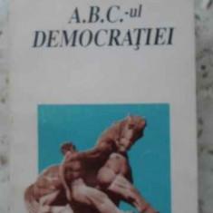 A.b.c.-ul Democratiei - Jakub Karpinski, 405132 - Carte Politica
