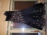 Rochie de seara, 40, Argintiu, Donnay