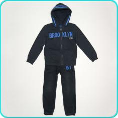 DE FIRMA → Costum trening bumbac, calitate ZARA → baieti | 7-8 ani | 122-128 cm, Marime: Alta, Culoare: Din imagine