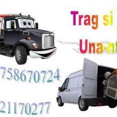 Transport marfa si tractari auto