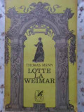 Lotte La Weimar - Thomas Mann ,405064