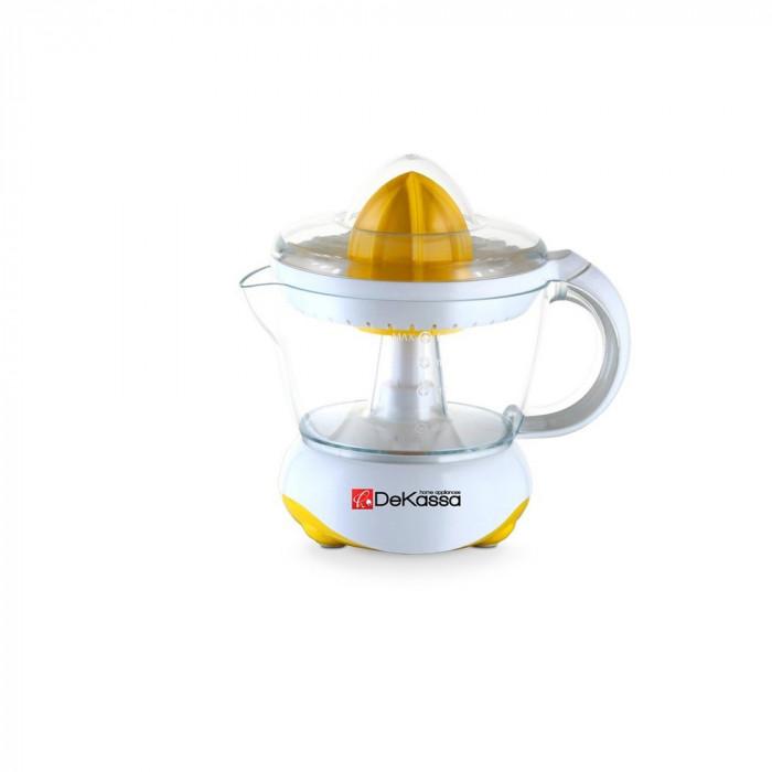 Storcator de citrice Dekassa, 25 w, 700 ml dk 6500 foto mare