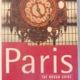 PARIS, THE ROUGH GUIDE par KATE BAILLIE, TIM SALMON, 1999 - Carte Geografie