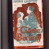 Gosta berling de Selma lagerlof floare de colt uscata si presata