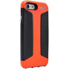 Husa Protectie Spate Thule TAIE3126FC/DS Atmos X3 Slim Anti-Shock Portocaliu pentru Apple iPhone 7, iPhone 8 - Husa Telefon THULE, iPhone 7/8, Plastic, Carcasa