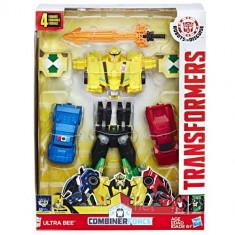 Hasbro - Figurina Transformers Combiner Ultra Bee - Figurina Povesti