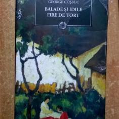 George Cosbuc – Balade si idile * Fire de tort {Jurnalul} - Roman